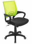 Officer Office Chair Lime Green [OFC-OFFCR-LG-FS-LUMI]