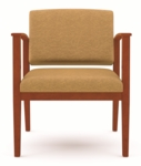 Amherst Series Open Arm Oversize Guest Chair [K1601G5-FS-RO]