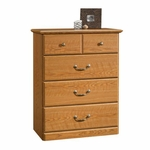 Orchard Hills 39.75''H Chest of Drawers - Carolina Oak [401291-FS-SRTA]