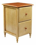 OSP Designs Country Cottage File Cabinet with 2 Drawers [CC30-FS-OS]