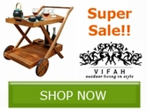 Super savings for a limited time from Vifah!