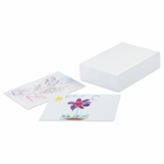Pacon Drawing Paper - 60lb - 9'' x 12'' - 500 Sheets - White [PAC4719-FS-SP]
