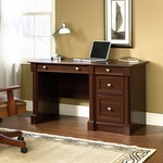 Palladia 53.125''W Computer Desk - Select Cherry [412116-FS-SRTA]