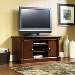 Palladia 47''W x 24''H Wooden TV Stand with Adjustable Shelves - Select Cherry [411864-FS-SRTA]