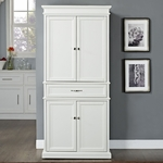 Parsons Pantry in White [CF3100-WH-FS-CRO]