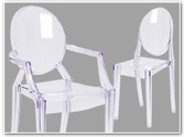 Ghost and Party Chairs