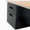 Pedestal with File Drawer [AFS-PS]