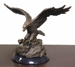 Philadelphia Eagles Tim Wolfe Sculpture [TWSN-NFL123-FS-TT]