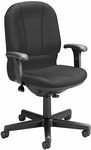 Posture Executive Task Chair - Black [640-236-FS-MFO]