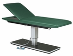 Powermatic® Procedure Table with Gas-Spring Backrest - 27''W X 76''L X 26 - 38''H [HAU-4766-FS-HAUS]