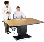 Powermatic® Work Table - 48''W X 66''L X 27 - 39''H [HAU-4380-FS-HAUS]