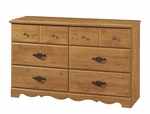 Prairie Collection Double Dresser [3232027-FS-SS]