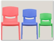 Preschool Stack Chairs