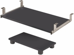 Prestige + Keyboard Shelf and CPU Platform - Bordeaux and Graphite [99830-2139-FS-BS]