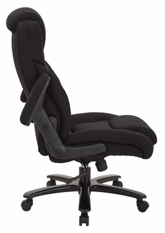 Office Chairs With Arms Mesh Task Office Chair with Flip Up Arms