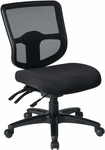 Pro-Line II ProGrid® Ergonomic Task Chair with ProGrid Mesh Back and Dual Function Control - Black [98341-30-FS-OS]