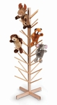 Maple Puppet Tree with Thirty Two Puppet Storage Branches [WB0048-FS-WBR]