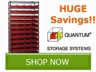 Quantum Storage with Bins by