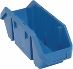7''H Quick Pick Double Sided Bin - Blue [QP1867-BL-QSS]