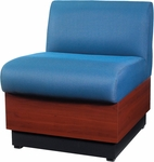 Quick Ship 7400 Modular Series Lounge Chair [7401-FS-HPF]