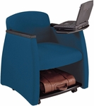 Quick Ship Genesis Team Chair with Black Finishes [1727-FS-HPF]