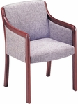 Quick Ship Upholstered Arm Guest Chair [9128-FS-HPF]