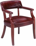 Quick Ship Value Traditional Arm Chair [2013-FS-HPF]