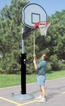 Quick-Change Adjustable Height Portable Outdoor Basketball Goal [BA801-BIS]