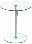 Radinka Side Table in Clear Glass [21189-FS-ERS]