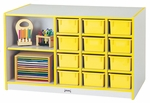 Rainbow Accents Mobile Storage Island [0440JC007-JON]