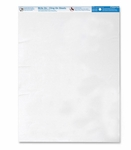 Rediform Write On Cling Sheets - Plain Ruling - 35 Sheets - 27'' x 34'' - WE [RED24391-FS-SP]