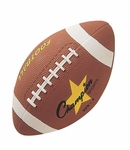 Rubber Football Pee Wee Size [RFB4-FS-CHS]