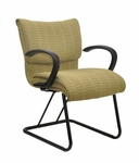 Saddle 300 Series Guest Chair with Cantilever Base [SA233-FS-SEA]