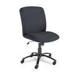 Safco® Uber Series Big & Tall Swivel/Tilt High Back Chair - Black [SAF3490BL-FS-NAT]