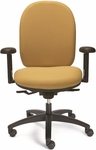 Seatwise Tall Back Task Chair with Contoured Seat and Back [SW9840-FS-VALO]