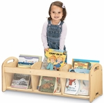 See-Thru Toddler Book Browser [5376JC-JON]