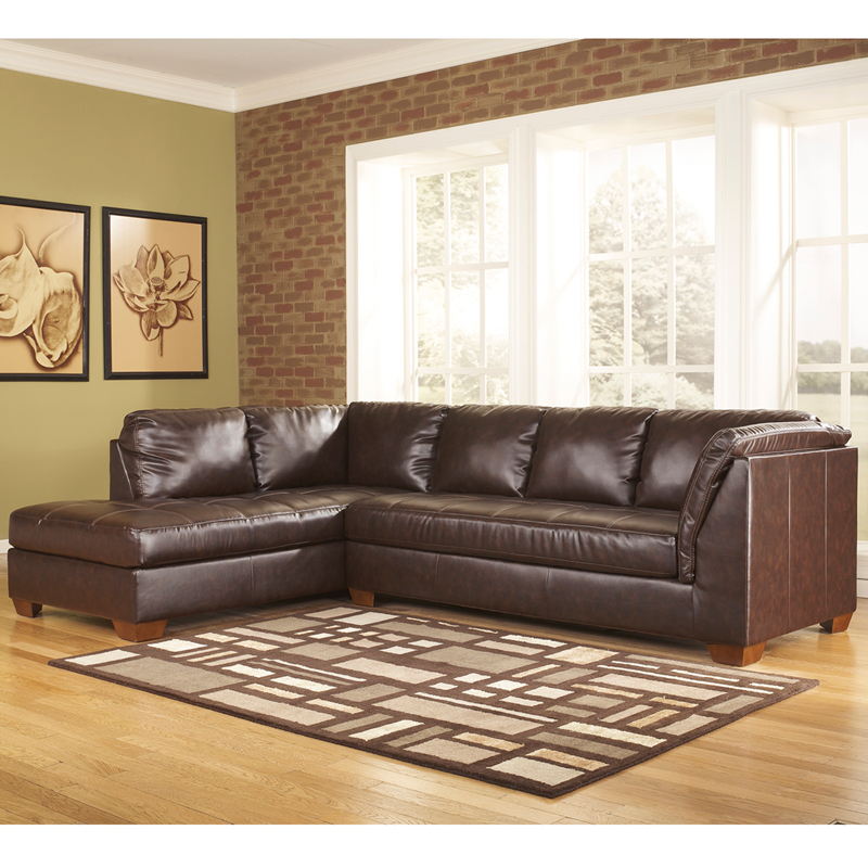 signature design by ashley fairplay sectional with left