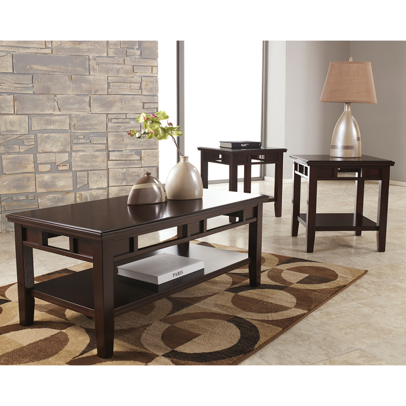 signature design by ashley logan 3 piece occasional table set by flash furniture bizchaircom