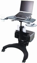 Sit and Stand Mobile Workstations