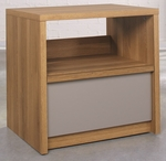 Harvey Park 24''H Nightstand - Pale Oak [414981-FS-SRTA]