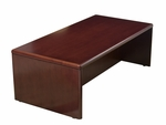OSP Furniture Sonoma Wood Coffee Table - Cherry [SON-19-FS-OS]