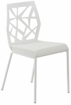 Sophia Side Chair in White - Set of 2 [27138-FS-ERS]