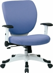 Space Pulsar Fabric Seat and Back Managers Office Chair - Dove Violet [5200W-5819-FS-OS]