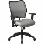 Space VERA Series Deluxe Task Chair with VeraFlex Back - Shadow [13-V22N1WA-FS-OS]