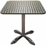 Square Aluminum Indoor Table [AL3030-SAT]