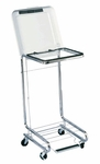 Square Tilt-Top Hamper [11410-FS-BRW]