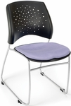 Stars Stack Chair - Lavender Seat Cushion [325-2202-MFO]