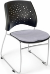 Stars Stack Chair - Putty Seat Cushion [325-2218-MFO]