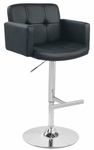 Stout Bar Stool Black [BS-TW-STOUT-BK-FS-LUMI]