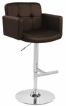 Stout Bar Stool Brown [BS-TW-STOUT-BN-FS-LUMI]